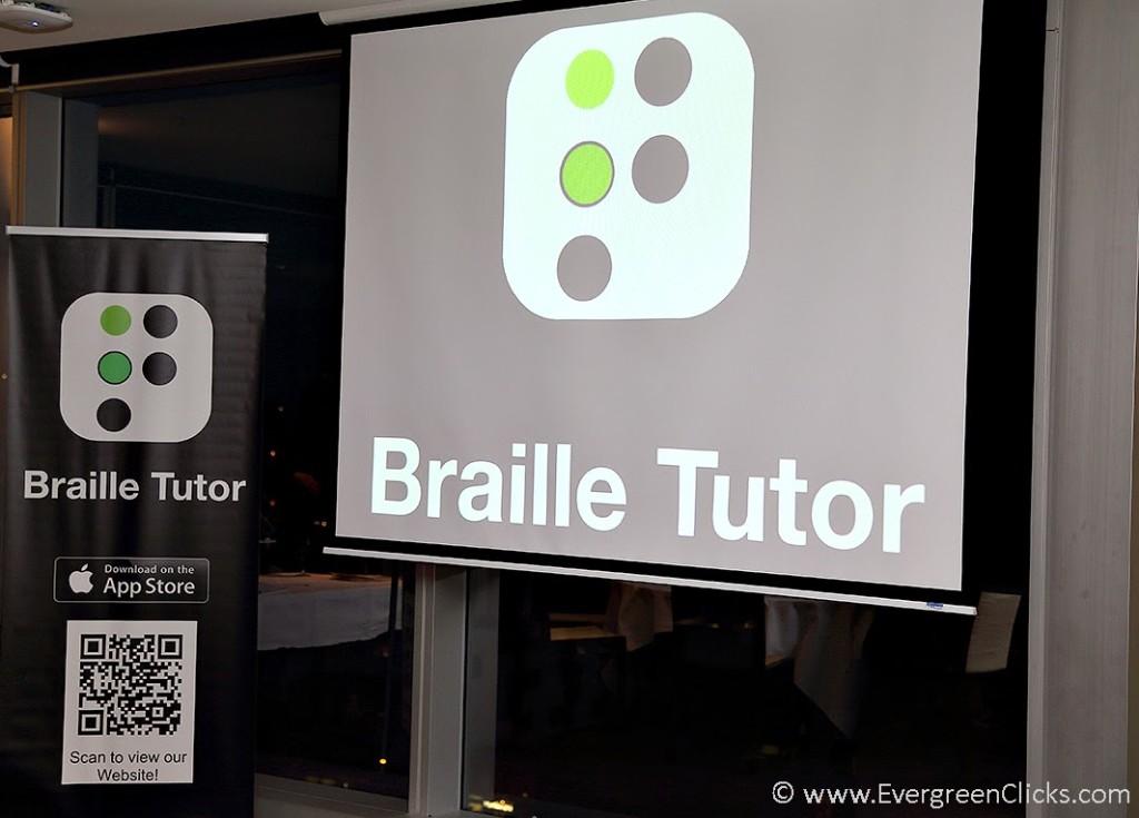 Braille Tutor banner